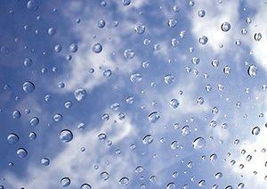 rain-water-drops